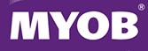 MYOB logo image